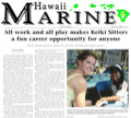 Hawaii Marine June 2009 Article